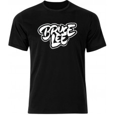 Футболка Maxwells Bruce Lee Буквы S