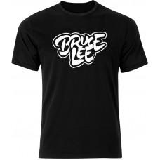 Футболка Maxwells Bruce Lee Буквы L