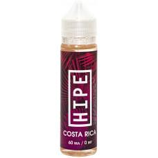 Жидкость Hipe 60мл Costa Rica 0 мг/мл