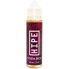 Жидкость Hipe 60мл Costa Rica 3 мг/мл