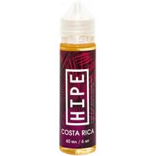 Жидкость Hipe 60мл Costa Rica 6 мг/мл