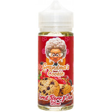 Жидкость Grandmas Cookie 120 мл Forest Berry Jam 0 мг/мл