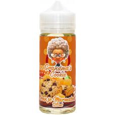 Жидкость Grandmas Cookie 120 мл Orange Marmalade 0 мг/мл