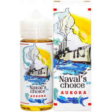 Жидкость Navals Choice 120 мл Aurora 3 мг/мл