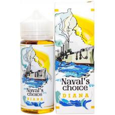 Жидкость Navals Choice 120 мл Diana 3 мг/мл