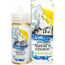 Жидкость Navals Choice 120 мл Emerald 3 мг/мл