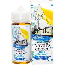 Жидкость Navals Choice 120 мл HMS Mercury 3 мг/мл