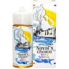 Жидкость Navals Choice 120 мл Rainbow Warrior 3 мг/мл