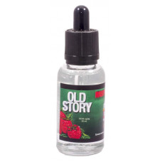 Жидкость OLD STORY 30 мл Raspberries 0 мг/мл  Малина