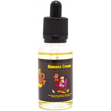 Жидкость OLD STORY 30 мл Banana Cream 0 мг/мл  Банановый Крем