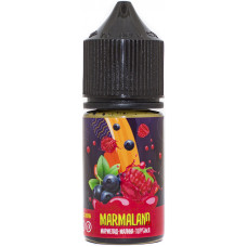 Жидкость Marmaland Salt 30 мл Мармелад Малина Голубика 55 мг/мл