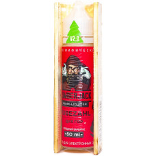 Жидкость Lumber Jack V2.0 60 мл Rubezahl 3 мг/мл Дух гор в западной европе