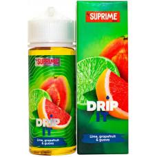Жидкость Drip It Salt 120 мл Lime Grapefruit Guava 3 мг/мл