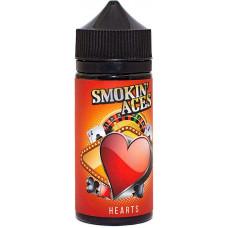 Жидкость Smokin Aces 100 мл Hearts 0 мг/мл