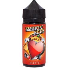 Жидкость Smokin Aces 100 мл Hearts 3 мг/мл