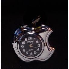 Зажигалка Яблоко часы A8315