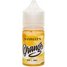 Жидкость Maxwells 30 мл ORANGE 6 мг/мл Мятный апельсин