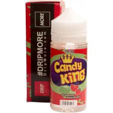 Жидкость Candy King 100 мл Strawberry Watermelon 0 мг/мл