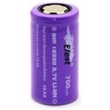 Аккумулятор 18350 Efest IMR 700 mAh 10.5А незащищенный (плоский) LI-MN ВысокоАмперный