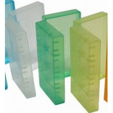Футляр для хранения 2х18650 или 4х18350  (пластик) Efest