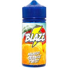 Жидкость Blaze 100 мл Mango Orange Twist 3 мг/мл