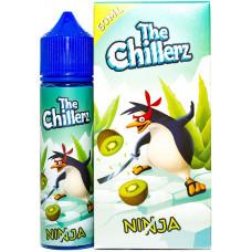 Жидкость The Chillerz 60 мл Ninja 3 мг/мл