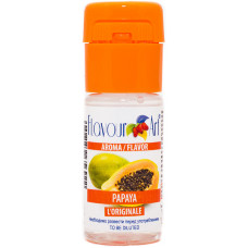 Ароматизатор FA 10 мл Papaya Папайя (FlavourArt)