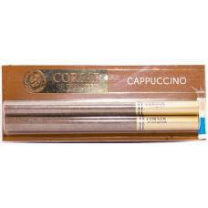 Сигариллы CORSAR Блистер 2шт 100мм Cappuccino Капучино  (CORSAR Of The Queen Королевский Корсар)