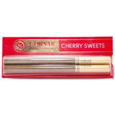 Сигариллы CORSAR Блистер 2шт 100мм  Sweet Cherry Сладкая Вишня CORSAR Of The Queen КоролевскийКорсар