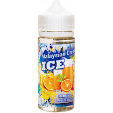 Жидкость Malaysian Dream Ice 100 мл Orange Fresh Ice 0 мг/мл