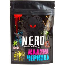 Смесь NERO 50 г Малина Черника (raspberries blueberries) (кальянная без табака)