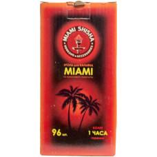 Уголь для кальяна Miami 96 кубиков 22*22*22 (Индонезия)