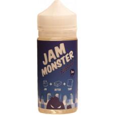 Жидкость Jam Monster 100 мл Blueberry 3 мг/мл