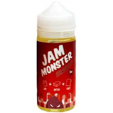 Жидкость Jam Monster 100 мл Strawberry 3 мг/мл