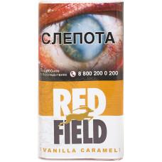 Табак Red Field сигаретный Vanilla Caramel 30 гр (кисет)
