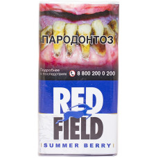 Табак Red Field сигаретный Summer Berry 30 гр (кисет)