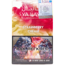 Табак YA LAYL 35 г Strawberry Cream