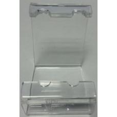 Подставка под аккумуляторы на 2 шт пластик (show shelf-B)