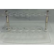 Подставка под аккумуляторы на 14 шт пластик (show shelf-C)