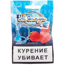 Табак Al Ganga (Аль Ганжа Айс Клубника) (15 гр)