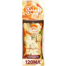 Жидкость Cotton Candy 120 мл Cheesecake Карамель 0 мг/мл