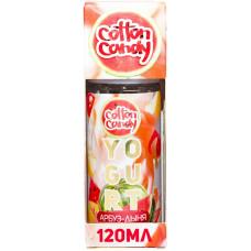 Жидкость Cotton Candy 120 мл Yogurt Арбуз Дыня 0 мг/мл