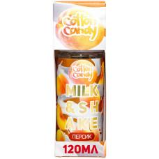 Жидкость Cotton Candy 120 мл Milk Shake Персик 0 мг/мл