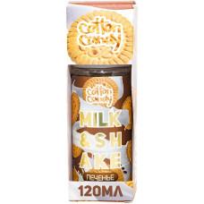 Жидкость Cotton Candy 120 мл Milk Shake Печенье 0 мг/мл