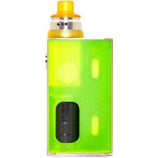 Набор Luxotic BF Squonk Box 100W + Дрипка Tobhino RDA Зеленые соты Wismec