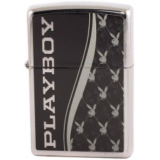 Зажигалка Zippo 28429 Playboy Бензиновая