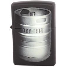 Зажигалка Zippo 28665 Kegger Бензиновая