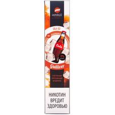 Вейп INHALE GULLIVER 1500 тяг Cola Ice 2% Одноразовый 950 mAh