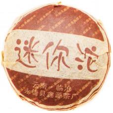 Чай Пуэр маленькая шайба 7 гр