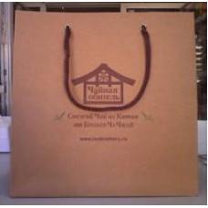 Пакет бумажный Чайная обитель